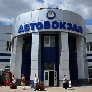 Автовокзалы Большеустьикинского