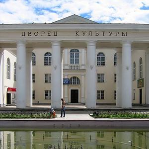 Дворцы и дома культуры Большеустьикинского