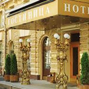 Гостиницы Большеустьикинского
