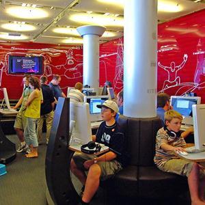 Интернет-кафе Большеустьикинского