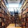 Библиотеки в Большеустьикинском