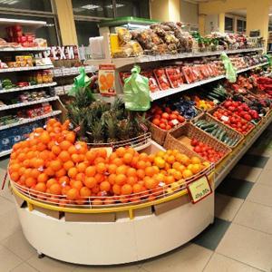 Супермаркеты Большеустьикинского