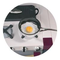 Кафе Юлдаш, Домашняя кухня - иконка «кухня» в Большеустьикинском