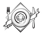 FlussHaus - иконка «ресторан» в Большеустьикинском